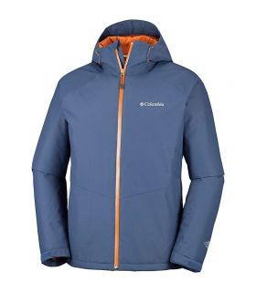 Chaqueta Columbia Mossy Path Insulated Hombre Dark Mountain
