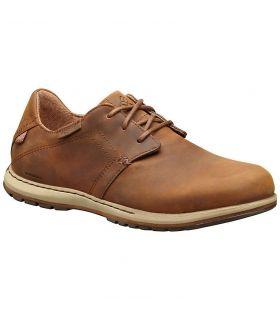 Zapatos Columbia Davenport Waterproof Hombre Marron. Oferta y Comprar online