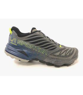 Zapatillas La Sportiva Akasha Hombre Carbon Opal