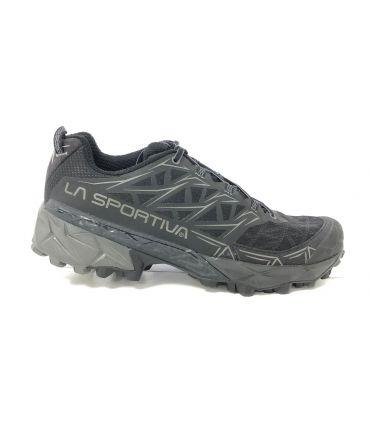 Zapatillas trail running La Sportiva Akyra Hombre Negro Carbon