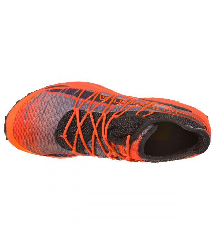 Compra online Zapatillas La Sportiva Mutant Hombre Mandarina Carbón en oferta al mejor precio