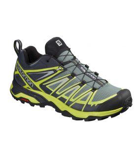 Zapatillas de trekking Salomon X Ultra 3 Hombre Lead Acid