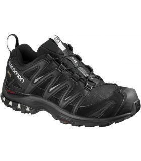 Zapatillas Salomon Xa Pro 3D GTX Mujer Black Black