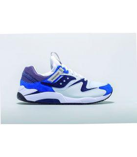 Saucony Shadow 5000 Vintage Azul y Blanco. Oferta y Comprar online