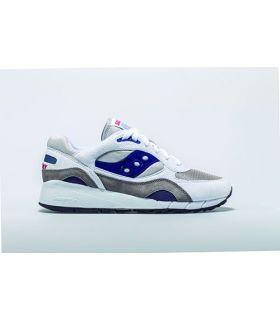 Saucony Shadow 6000 Blanco y Azul. Oferta y Comprar online