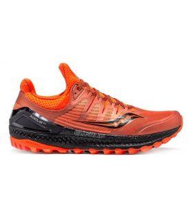 Zapatillas Saucony Xodus ISO 3 Hombre Naranja. Oferta y Comprar online