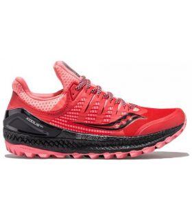 Zapatillas Saucony Xodus ISO 3 Mujer Arándano. Oferta y Comprar online