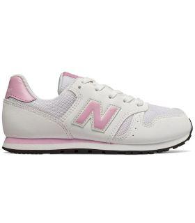 Zapatillas New Balance YC373 Blanco. Oferta y Comprar online