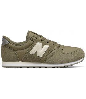 Zapatillas New Balance YC420 Tonos de Verde. Oferta y Comprar online