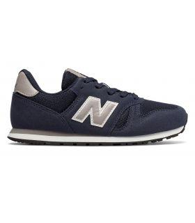 Zapatillas New Balance YC373 Azul Marino. Oferta y Comprar online