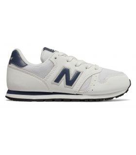 Zapatillas New Balance YC373 Blanco Navy. Oferta y Comprar online
