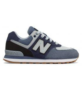 Zapatillas New Balance GC574 Pigmento Negro. Oferta y Comprar online