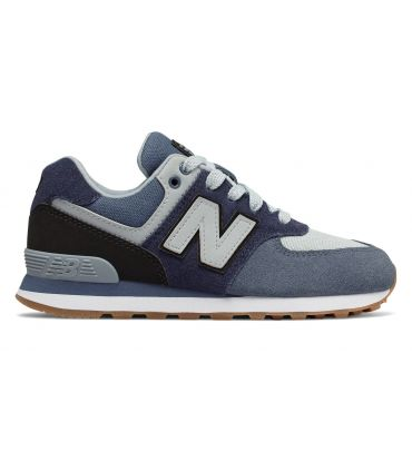 Zapatillas New Balance GC574 Pigmento Negro