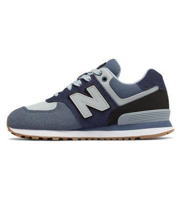 Zapatillas New Balance GC574 Pigmento Negro