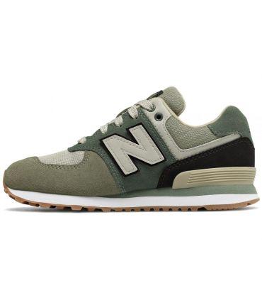 Zapatillas New Balance GC574 Resina Desvanecida Negro