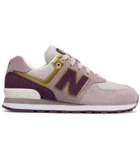 Zapatillas New Balance GC574 Violeta. Oferta y Comprar online