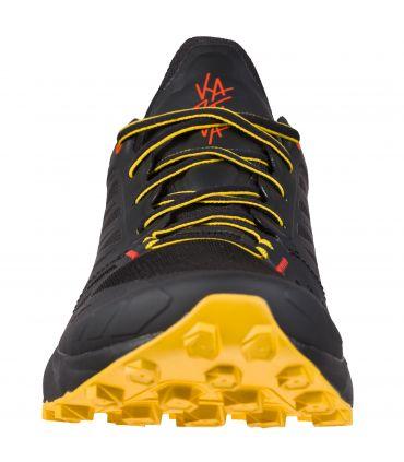 Zapatillas La Sportiva Kaptiva Hombre Negro Amarillo