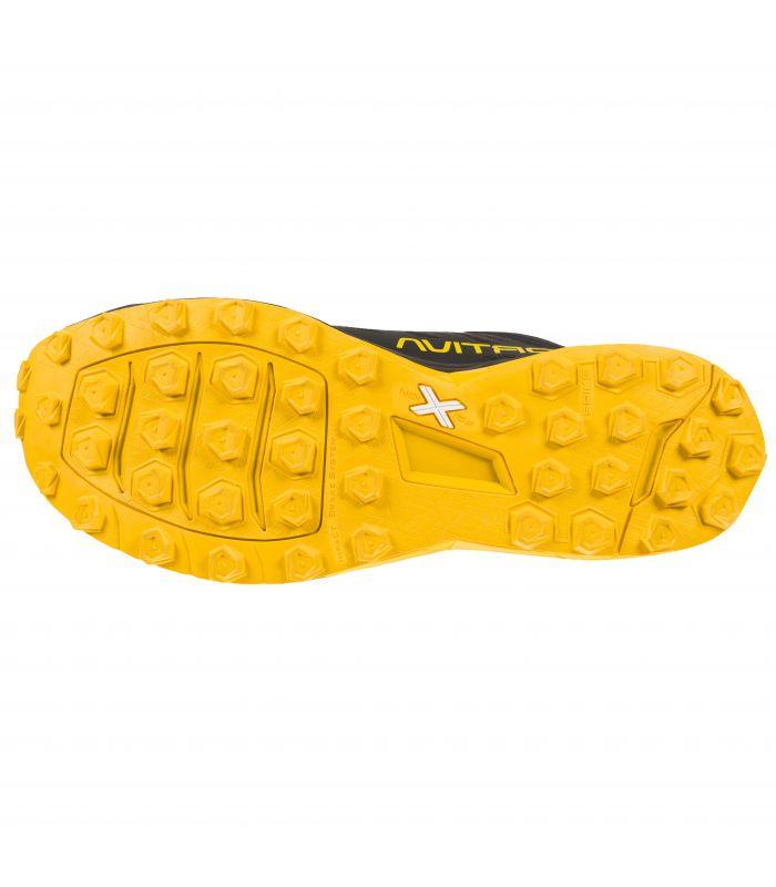Compra online Zapatillas La Sportiva Kaptiva Hombre Negro Amarillo en oferta al mejor precio