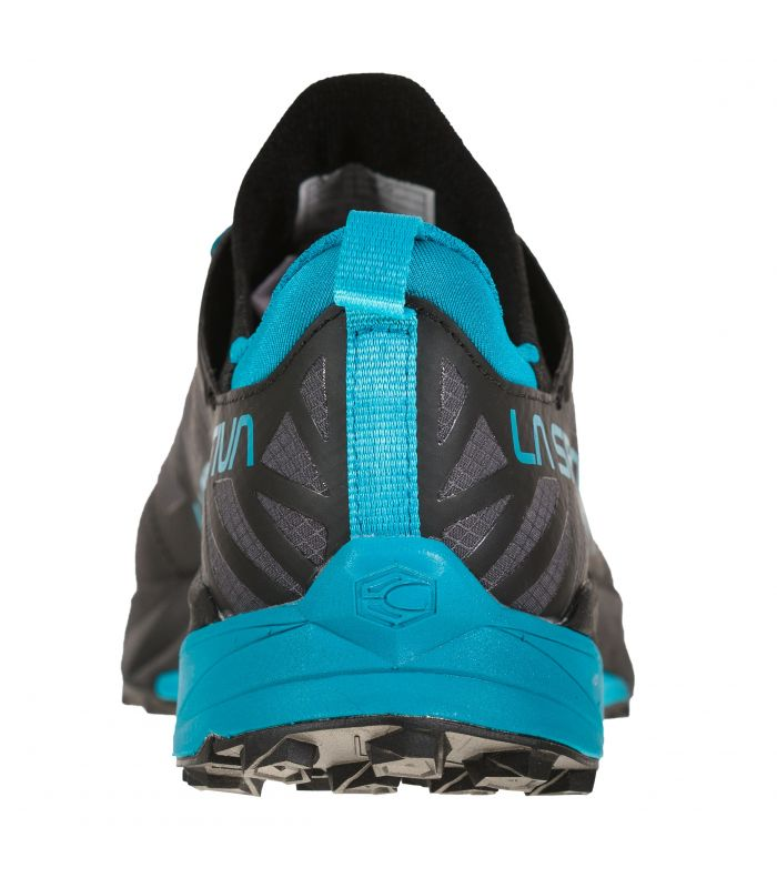 Compra online Zapatillas La Sportiva Kaptiva Hombre Carbon Azul en oferta al mejor precio