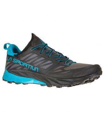 Zapatillas La Sportiva Kaptiva Hombre Carbon Azul