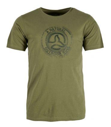 Camiseta Ternua Zukur Hombre Forest