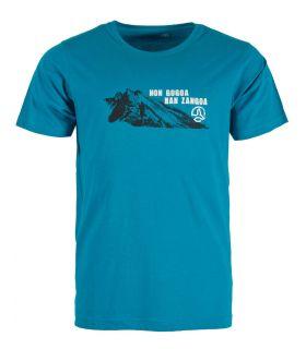 Camiseta Ternua Eretza Hombre Duck Blue. Oferta y Comprar online