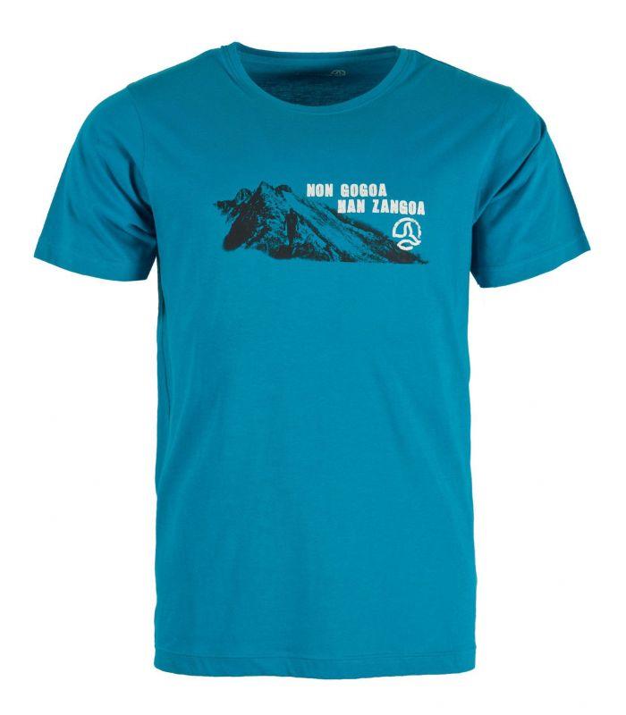 Compra online Camiseta Ternua Eretza Hombre Duck Blue en oferta al mejor precio