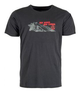 Camiseta Ternua Eretza Hombre Whales Grey. Oferta y Comprar online