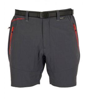 Pantalones cortos Ternua Fris Short Hombre Ballenas Grises