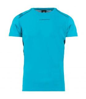 Camiseta La Sportiva Blitz Hombre Tropic Blue