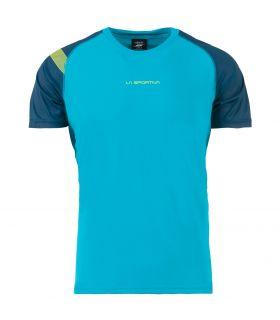 Camiseta La Sportiva Motion Hombre Tropic Blue. Oferta y Comprar online
