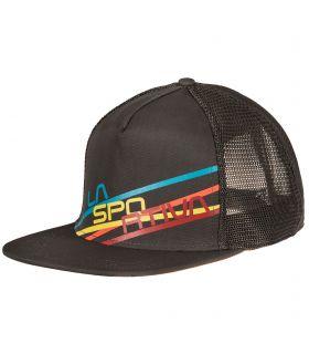 Gorra La Sportiva Trucker Hat Stripe 2.0 Carbon. Oferta y Comprar online