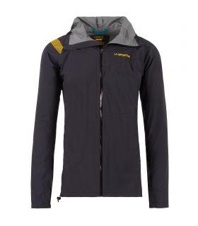 Chaqueta La Sportiva Run Jacket Hombre Negro. Oferta y Comprar online