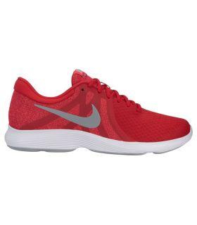 Zapatillas Nike Revolution 4 Eu Hombre Rojo University. Oferta y Comprar online