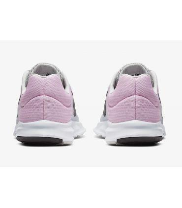 Zapatillas Nike Downshifter 8 Mujer Gris Espuma