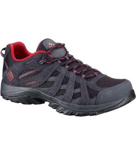 Zapatillas Columbia Canyon Point Hombre Negro