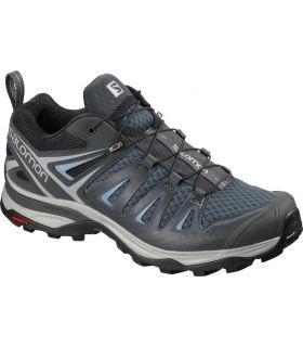 Zapatillas de trekking Salomon X Ultra 3 Mujer Stormy Weather. Oferta y Comprar online