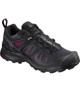 Zapatillas de trekking Salomon X Ultra 3 Mujer Graphite. Oferta y Comprar online