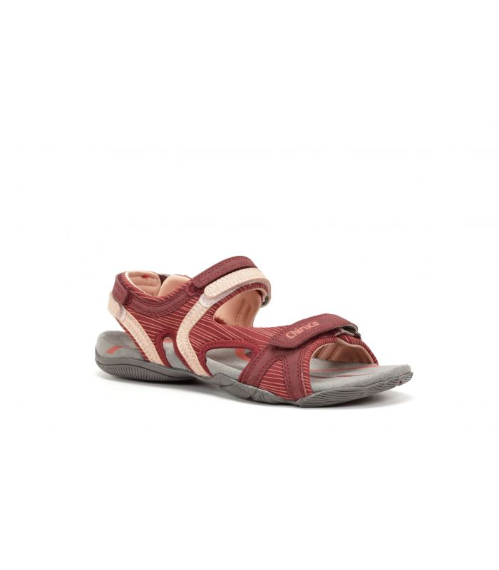 Compra online Sandalias Chiruca Mijas 08 Mujer Rosa en oferta al mejor precio