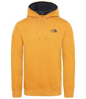 Sudadera The North Face Seasonal Drew Peak Light Hombre Amarillo Citrino