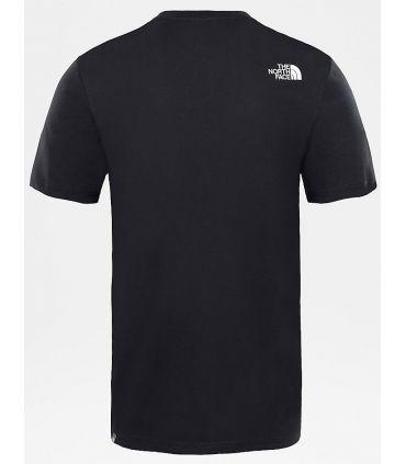Camiseta The North Face SS Walls Climb Hombre Negro