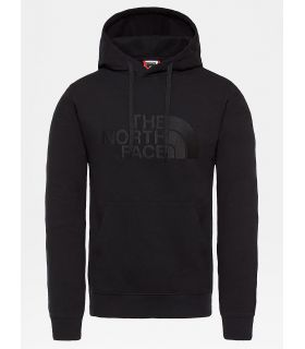 Sudadera The North Face Light Drew Peak Hombre Negro