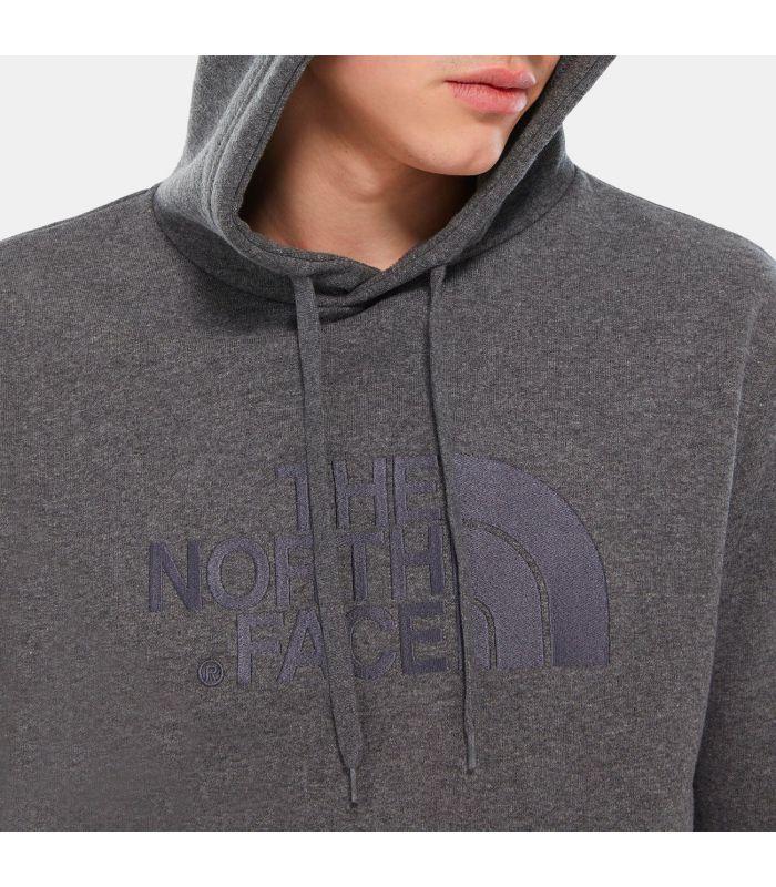 Compra online Sudadera The North Face Light Drew Peak Hombre Gris en oferta al mejor precio