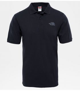 Polo The North Face Polo Piquet Hombre Negro. Oferta y Comprar online