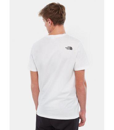 Camiseta The North Face Easy Tee Hombre Blanco