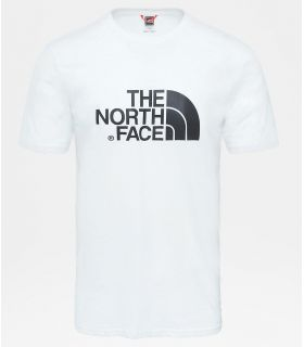 Camiseta The North Face Easy Tee Hombre Blanco. Oferta y Comprar online