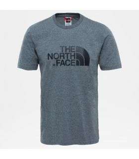 Camiseta The North Face Easy Tee Hombre Gris