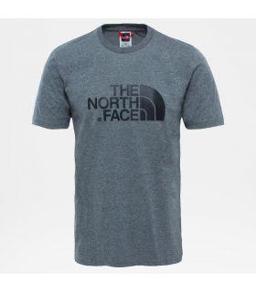 Camiseta de trekking The North Face Easy Tee Hombre Gris. Oferta y Comprar online