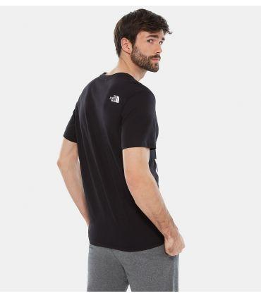 Camiseta The North Face S/S Great Peak Hombre Negro