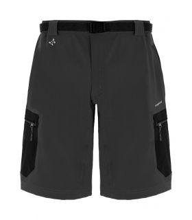 Pantalones TrangoWorld Otago DN Hombre Gris Oscuro. Oferta y Comprar online